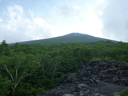 岩手山へGO!11(2011.7.2)