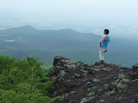 岩手山へGO!01(2011.7.2)