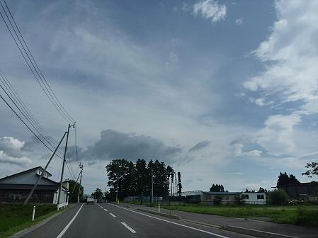平笠の空01(2011.7.9)