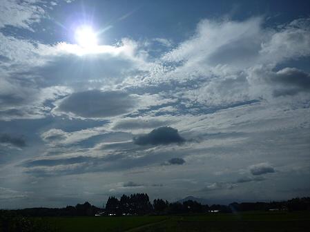 平笠の空05(2011.7.9)