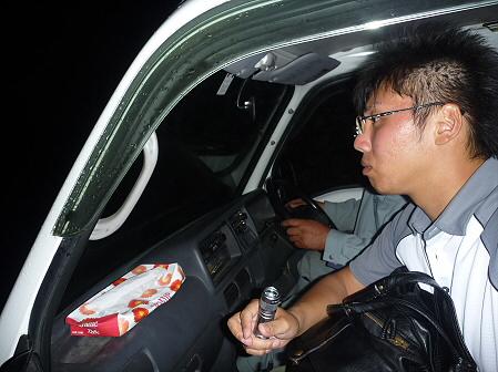 高村さんとホタル観賞03(2011.7.13)