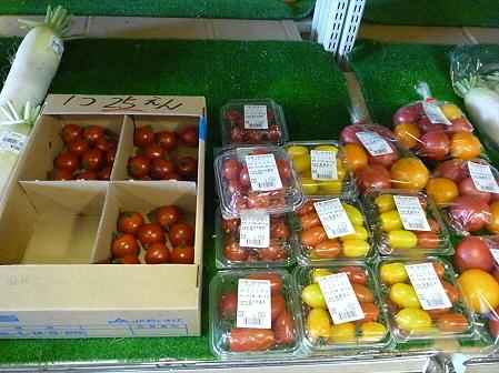 物産館あすぴーての野菜08(2011.7.20)