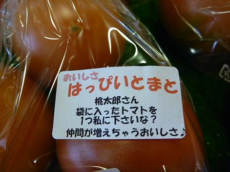 物産館あすぴーての野菜10(2011.7.20)