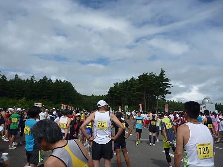 第20回岩手山焼走りマラソン全国大会21(2011.7.24)