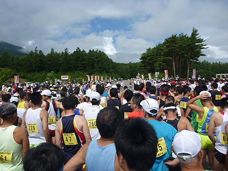 第20回岩手山焼走りマラソン全国大会23(2011.7.24)