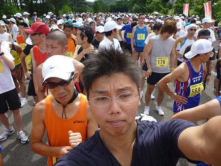 第20回岩手山焼走りマラソン全国大会25(2011.7.24)