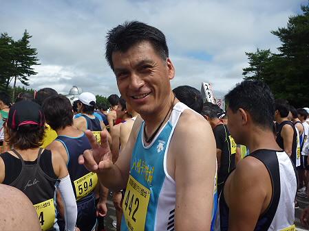第20回岩手山焼走りマラソン全国大会26(2011.7.24)