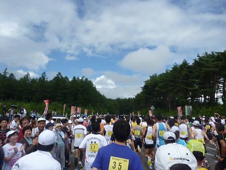 第20回岩手山焼走りマラソン全国大会27(2011.7.24)