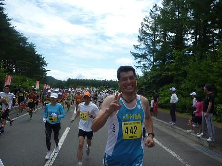 第20回岩手山焼走りマラソン全国大会28(2011.7.24)