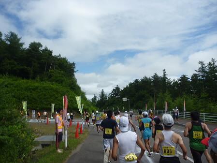 第20回岩手山焼走りマラソン全国大会29(2011.7.24)