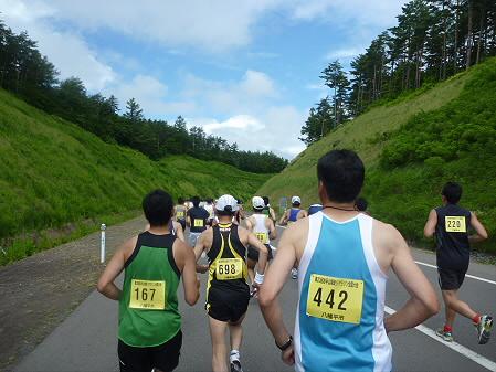 第20回岩手山焼走りマラソン全国大会30(2011.7.24)