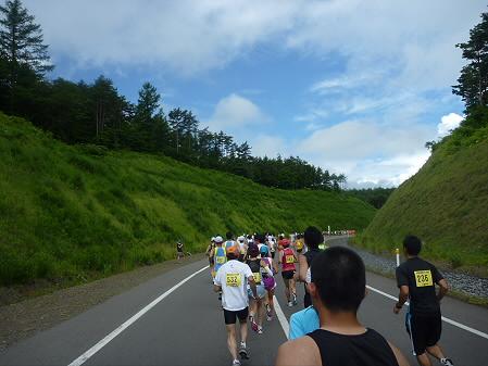 第20回岩手山焼走りマラソン全国大会32(2011.7.24)