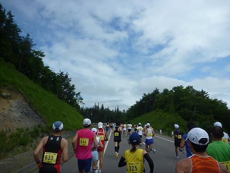 第20回岩手山焼走りマラソン全国大会33(2011.7.24)