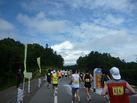 第20回岩手山焼走りマラソン全国大会34(2011.7.24)