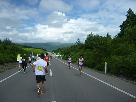 第20回岩手山焼走りマラソン全国大会38(2011.7.24)