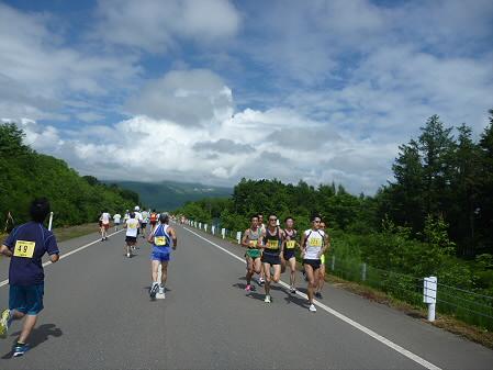 第20回岩手山焼走りマラソン全国大会39(2011.7.24)
