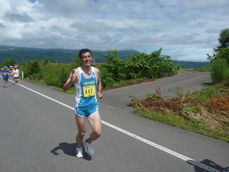 第20回岩手山焼走りマラソン全国大会41(2011.7.24)