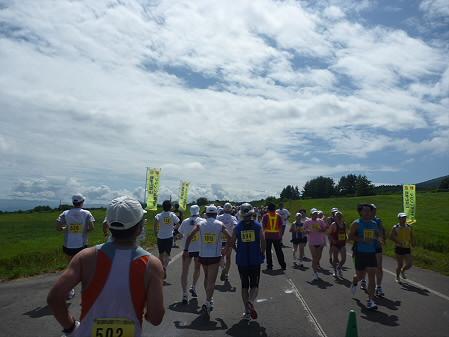 第20回岩手山焼走りマラソン全国大会43(2011.7.24)