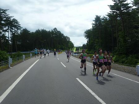 第20回岩手山焼走りマラソン全国大会48(2011.7.24)