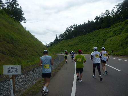 第20回岩手山焼走りマラソン全国大会50(2011.7.24)