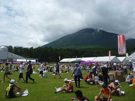 第20回岩手山焼走りマラソン全国大会62(2011.7.24)