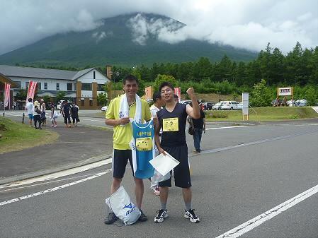 第20回岩手山焼走りマラソン全国大会66(2011.7.24)