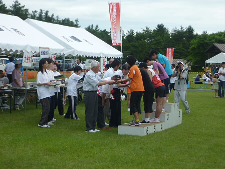 第20回岩手山焼走りマラソン全国大会74(2011.7.24)