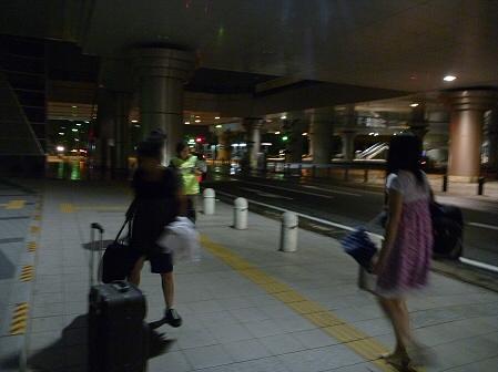 横浜へ行ってみた01(2011.7.28)移動編