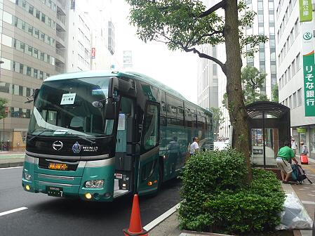 横浜へ行ってみた04(2011.7.29)移動編