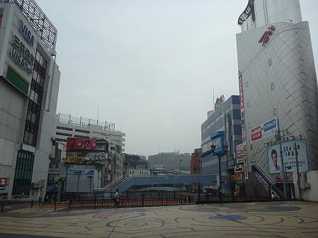 横浜へ行ってみた07(2011.7.29)移動編