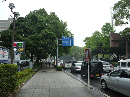 横浜へ行ってみた03(2011.7.29)開港記念館編