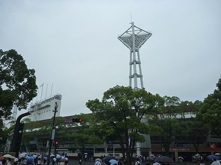 横浜へ行ってみた04(2011.7.29)開港記念館編