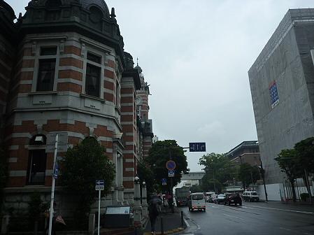横浜へ行ってみた06(2011.7.29)開港記念館編
