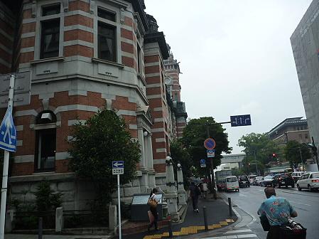 横浜へ行ってみた07(2011.7.29)開港記念館編