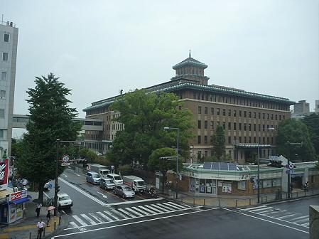 横浜へ行ってみた18(2011.7.29)開港記念館編