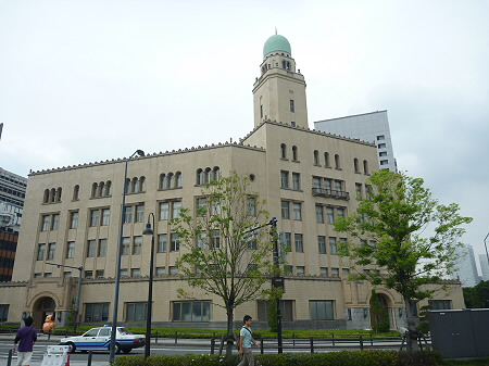横浜税関展示資料館02(2011.7.29)