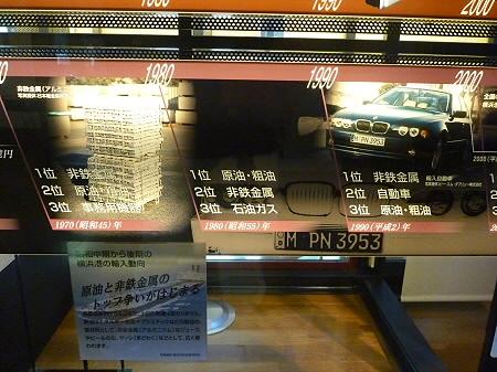 横浜税関展示資料館15(2011.7.29)