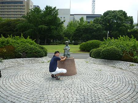 山下公園へ01(2011.7.29)