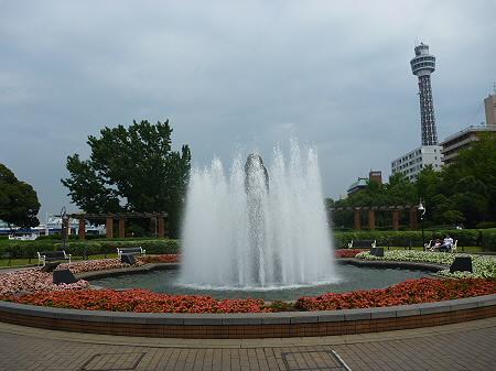 山下公園へ16(2011.7.29)