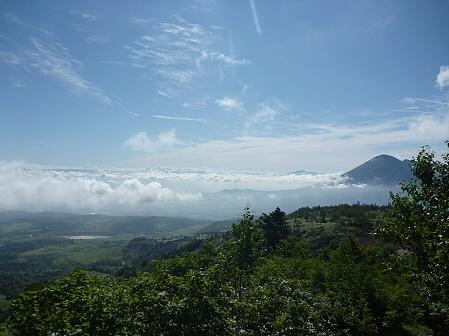 快晴の茶臼岳10(2011.9.12)