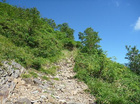 快晴の茶臼岳25(2011.9.12)