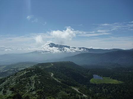 快晴の茶臼岳42(2011.9.12)