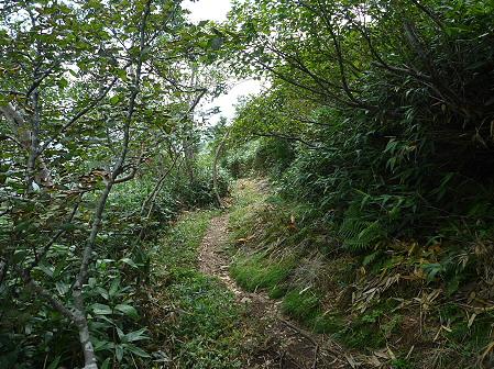 快晴の茶臼岳50(2011.9.12)