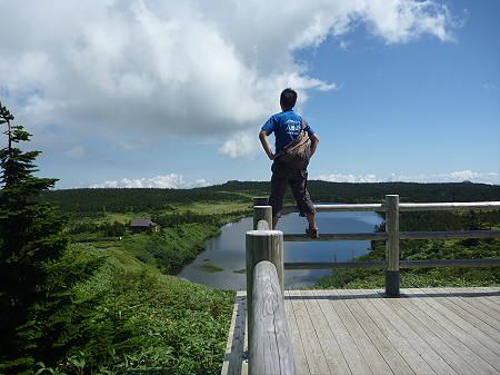 快晴の八幡平山頂36(2011.8.27)