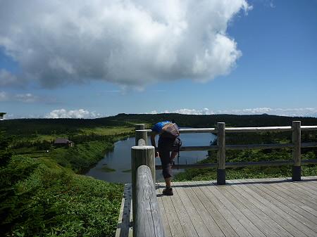 快晴の八幡平山頂39(2011.8.27)