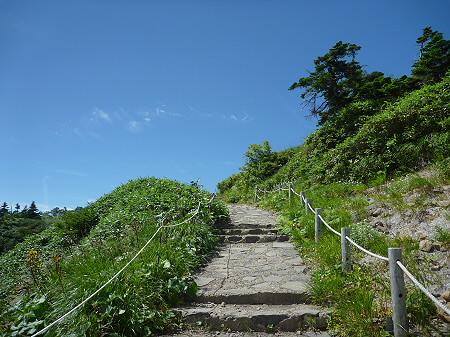 快晴の八幡平山頂43(2011.8.27)