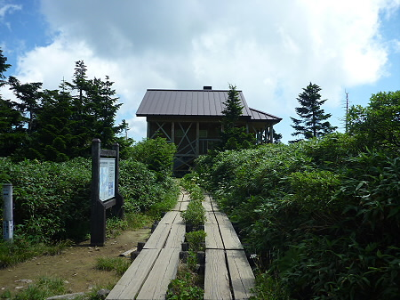 快晴の八幡平山頂47(2011.8.27)