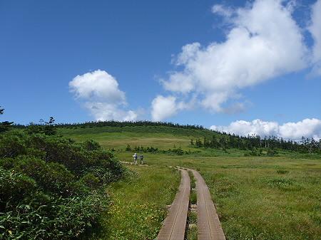 快晴の八幡平山頂56(2011.8.27)