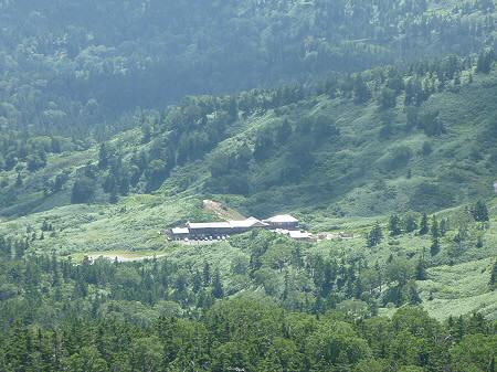 快晴の八幡平山頂95(2011.8.27)