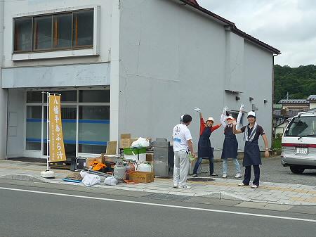 ご当地グルメ博inいわてまち11(2011.9.3)若者風